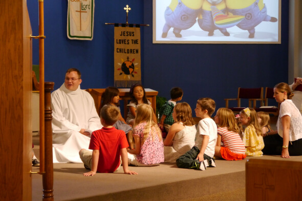 60th - Childrens Sermon