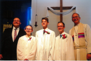 Messiah Confirmation Class 2016