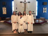 Confirmation Class 2018-2
