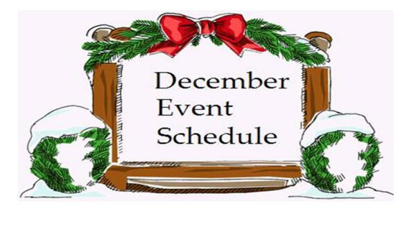 December Events 2018